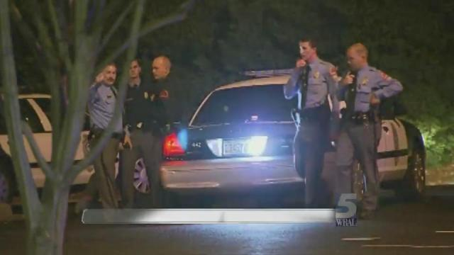 An alleged shooter and a Raleigh police officer were injured Friday along Millbrook Road in Raleigh.