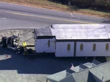 Sky 5: Germanton church on the move