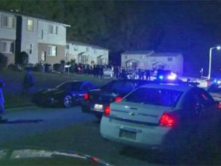 A 31-year-old woman was shot and killed and another female injured in a shooting at Delmont Apartments in Garner on Nov 30, 2012.
