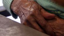 Alzheimer's patient