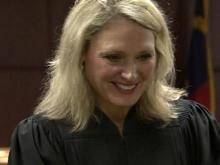 Former judge Ruth moving on after criminal probe