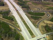 Final leg of Triangle Expressway opens Thursday