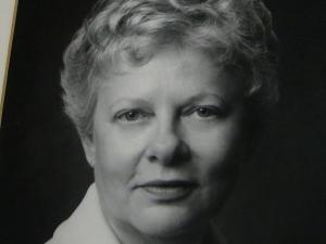 Beth Finch served as Fayetteville's mayor from 1975-1981. (Photo courtesy of the City of Fayetteville)