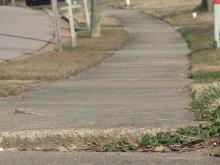 Raleigh fixing hundreds of miles of broken sidewalks