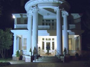 Tucker House in historic Oakwood