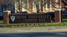 IMAGE: Talk of police substation on Shaw campus sparks concern
