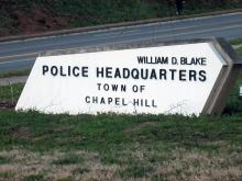 Town of Chapel Hill Police Headquarters