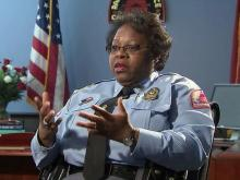 Raleigh Police Chief Cassandra Deck-Brown