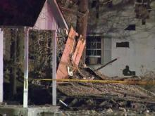 Powerful explosion destroys Fayetteville home