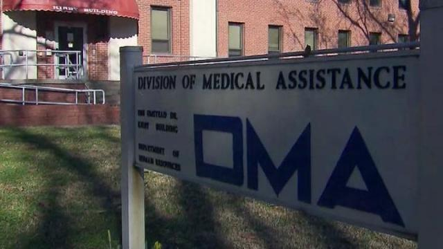 The state Division of Medical Assistance oversees North Carolina's Medicaid program.