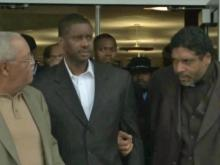 Wilson native freed from Ga. prison returns to NC