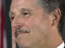 Web-only: Fayetteville police chief Harold Medlock