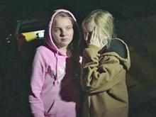 Voices lead rescuers to missing Randolph children