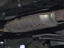Thefts highlight appeal of catalytic converters
