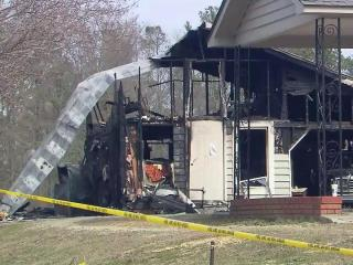 A March 9, 2013, explosion and fire ripped apart a barn behind a house at 4680 U.S. Highway 301 South, about 2 miles outside Four Oaks. Investigators later found a body in the rubble.