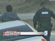 No injuries reported in Fayetteville standoff