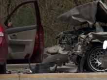 Fatal Raleigh wrong-way collision