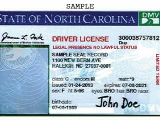 """Driver's licenses issues to participants in the federal Deferred Action for Childhood Arrivals program would be marked with the phrase """"Legal Presence No Lawful Status."""""""
