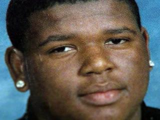 "DaQuan ""Mucci"" Stephens was shot and killed on March 22, 2013, while playing basketball at Calvin Haggins Park on Linden Street in Fairmont."