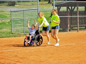 Photo courtsey Miracle League of Franklin County