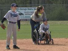 Baseball league offers life-changing experiences for special needs athletes