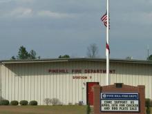 Hoke County community mourns death of volunteer firefighter