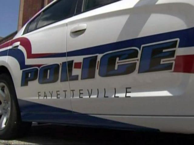 Fayetteville Police Department cruiser<br/>Photographer: Michael Joyner
