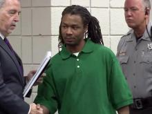 Mario McNeill in court