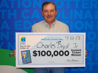 lumberton lottery winner