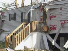Tornado still leaves mark two years later