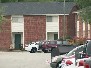 Cambridge Arms Apartments is one of the largest complexes in Fayetteville, and city officials say crime has become too common there.
