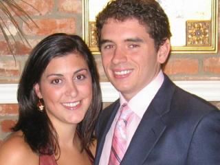 Jamie Hahn, left, and Nation Hahn (Photo courtesy of Nation and Jamie Hahn family)