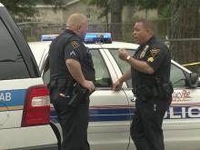 Man shot during Fayetteville traffic stop