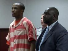 Marlon Miller in court