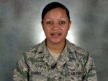 1st Lt. Chaola Harris