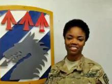 1st Lt. Jessica Mouzzon