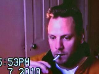 An image from an excerpt of a video found in Raven Abaroa's home in Montpelier, Idaho, after his Feb. 1, 2010, arrest. The video was shown May 14, 2013, as part of Durham police investigator Charles Sole's testimony in Abaroa's first-degree murder trial.