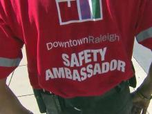 Ambassadors keep downtown Raleigh safe, clean