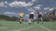 IMAGES: Athletes compete in NC Special Olympics Summer Games