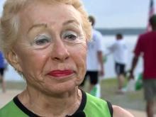 Hillsborough woman, 74, is oldest triathlete at IRONMAN