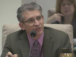 Wake school board member Jim Martin