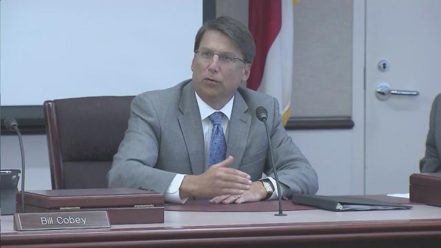 McCrory asks: Too many student tests?