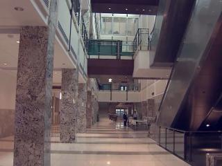 The Wake County Justice Center opens on June 12, 2013, $30 million under budget and weeks ahead of schedule.