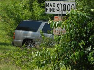 A man was found shot to death in a car in Southern Pines Saturday, June 15, 2013.