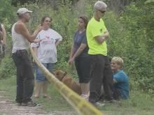 Teen disappears in Rockfish Creek