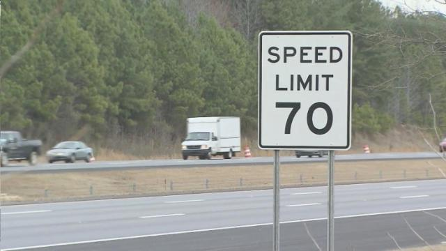 The state House suddenly halted debate Wednesday on a proposal that would allow the state Department of Transportation to raise the speed limit on some highways to 75 mph.