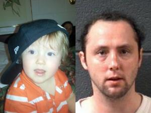 """Authorities believe Russell """"Rusty"""" Allen Wilson Squire has taken 16-month-old Jayden Wilson Squire. The suspect was last seen Thursday leaving the Thunderbird Motel in Asheville."""