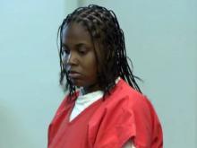 Vania Sisk in court