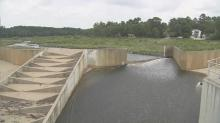 Hope Mills dam
