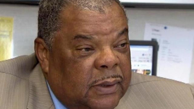 Durham County District Attorney Leon Stanback